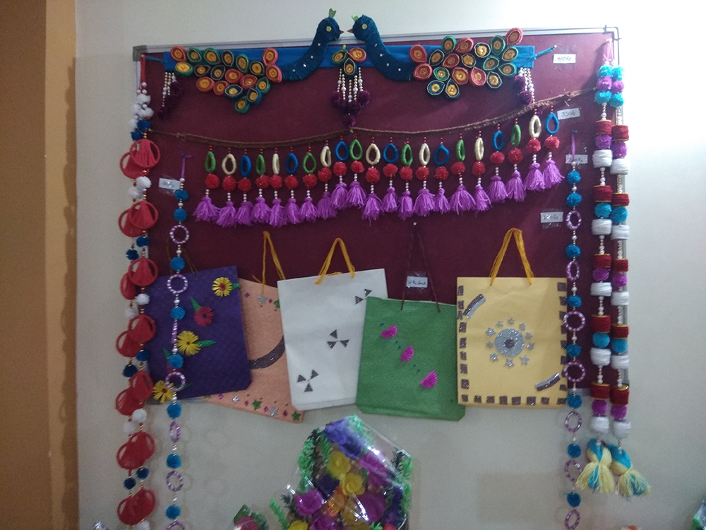 Articles-made-by-our-clients-for-Diwali-sale-2